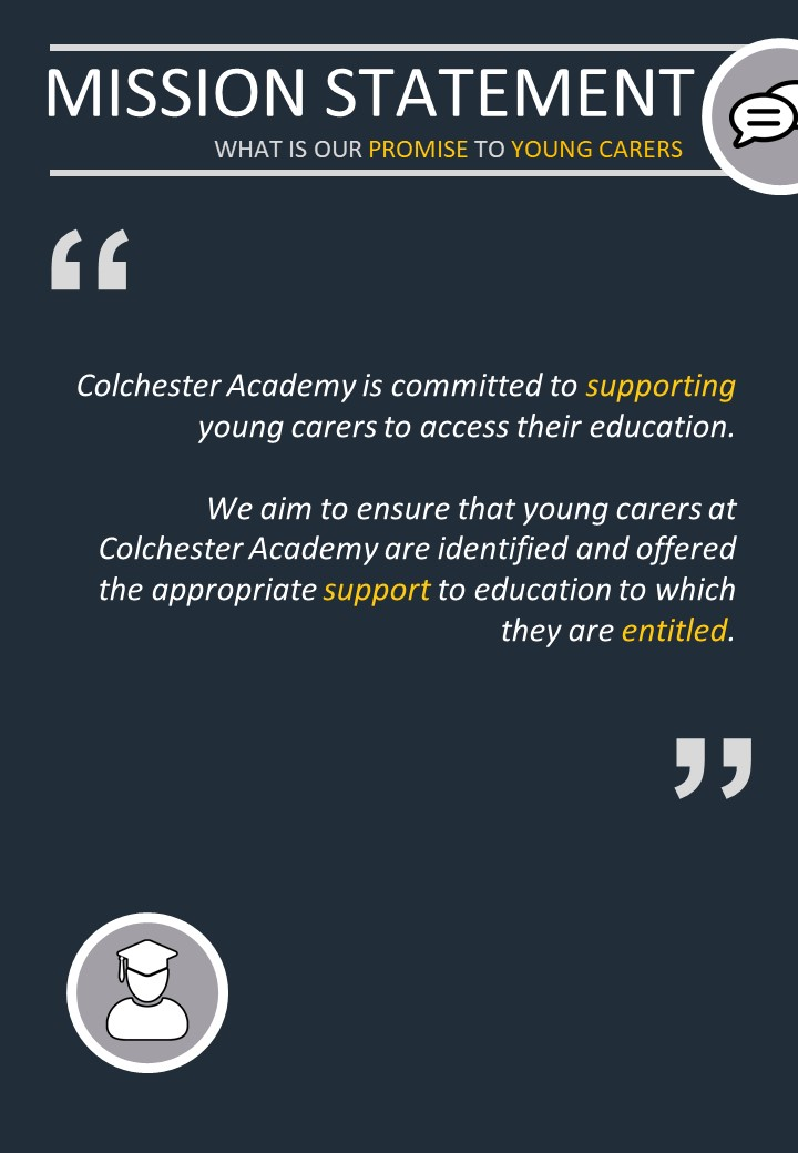 Young Carers Handbook at Colchester Academy